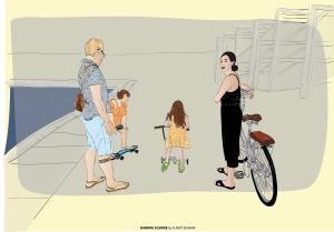 TEL AVIV HABIMA SQUARE - FAMILY