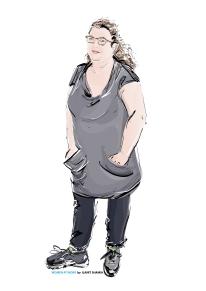 Women At Work #5 - Gili Bar-Hillel Semo