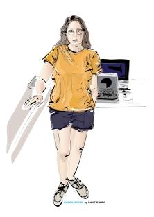 Women At Work #15 - Tehila Hakimi