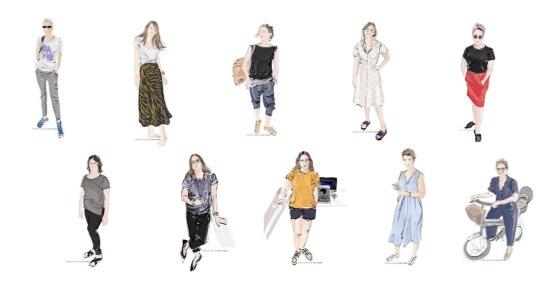 נשים בעבודה - לקט 11-20